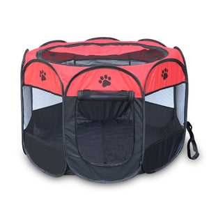 Portable Tent House - FunnyPaws
