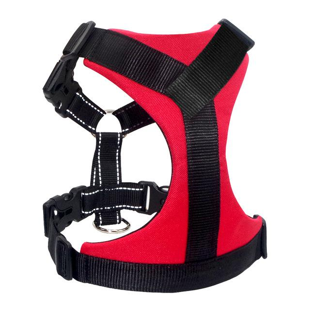 Durable Nylon Dog Harness - FunnyPaws