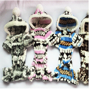 Dog Christmas Coats for small dogs Clothings collection US
