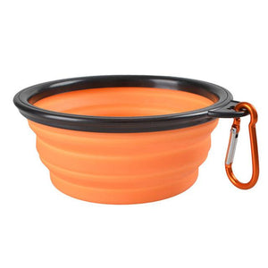 Portable Silicone bowls - FunnyPaws