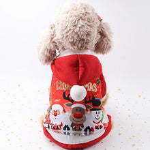 Load image into Gallery viewer, Cute Christmas Coat