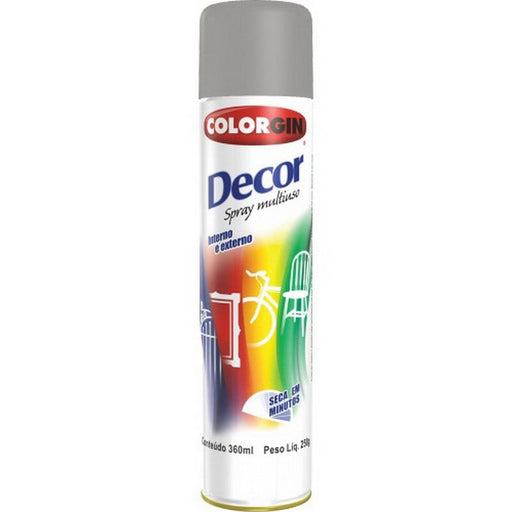 Spray Colorgin Decor - Ferragem Thony