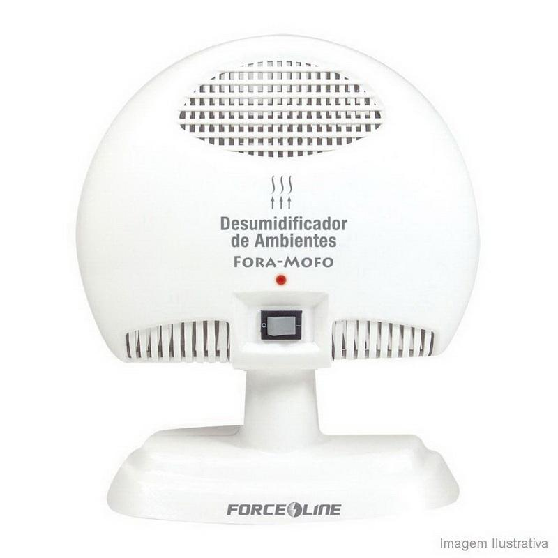 Desumidificador de Ambientes Force Line Desumidificador FORCELINE