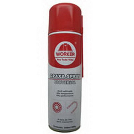 Graxa Spray 200ml Graxa WORKER