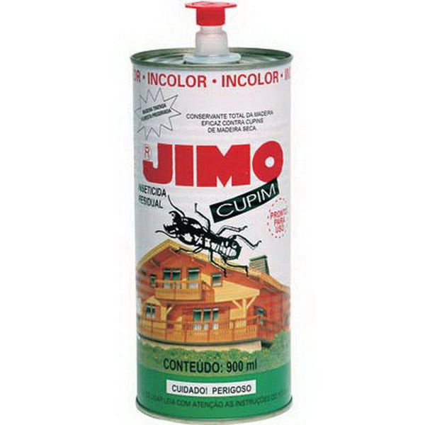 Jimo Cupim 900ml Incolor Inseticida JIMO
