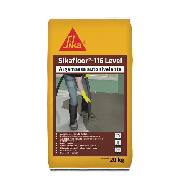 Sika Floor 116 Level 20Kg Sika Floor 116 Level 20kg Sika