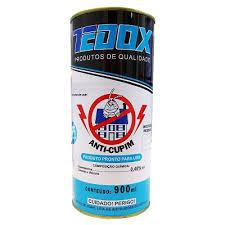 Tedox Anti-Cupim 900ml Anti-Cupim Tedox