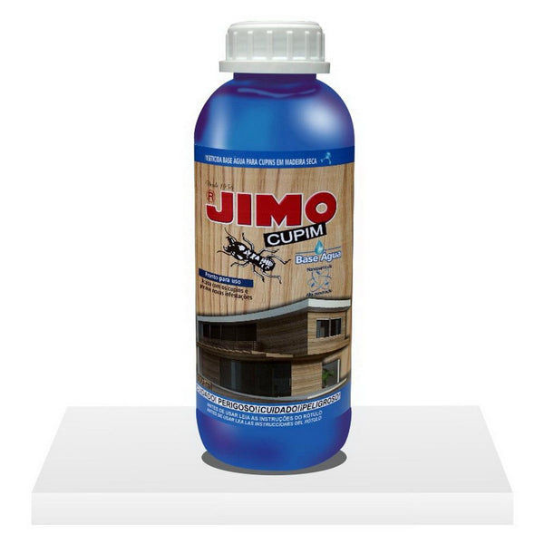 Jimo Cupim Base Água 900ml Incolor Inseticida JIMO