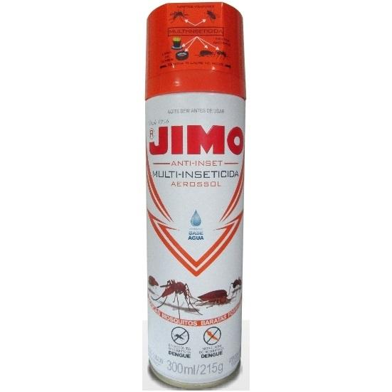 Jimo Anti-Inset Multi-Inseticida Aerossol 300ml Inseticida JIMO