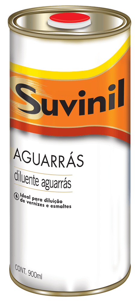 Aguarrás Suvinil 900ml Thinner SUVINIL