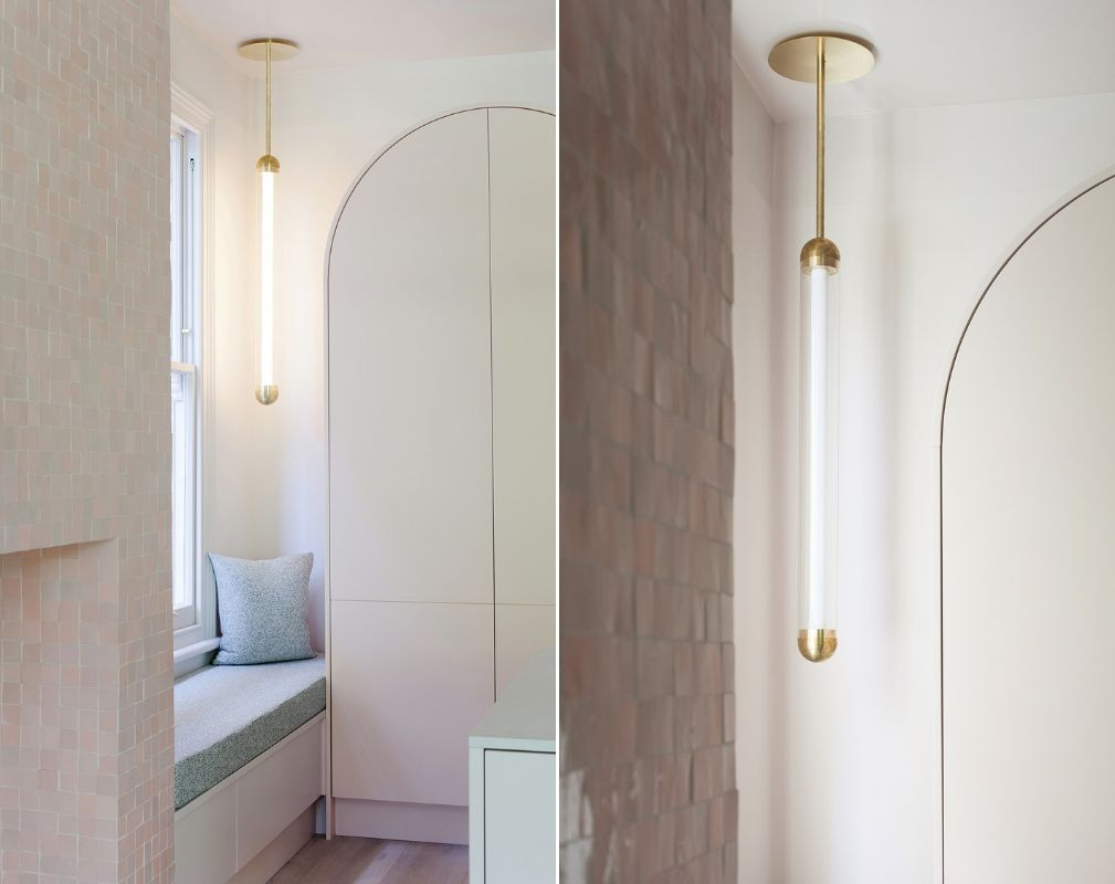 Capsule collection of lighting by 2LG Studio in collaboration with Cameron Design House