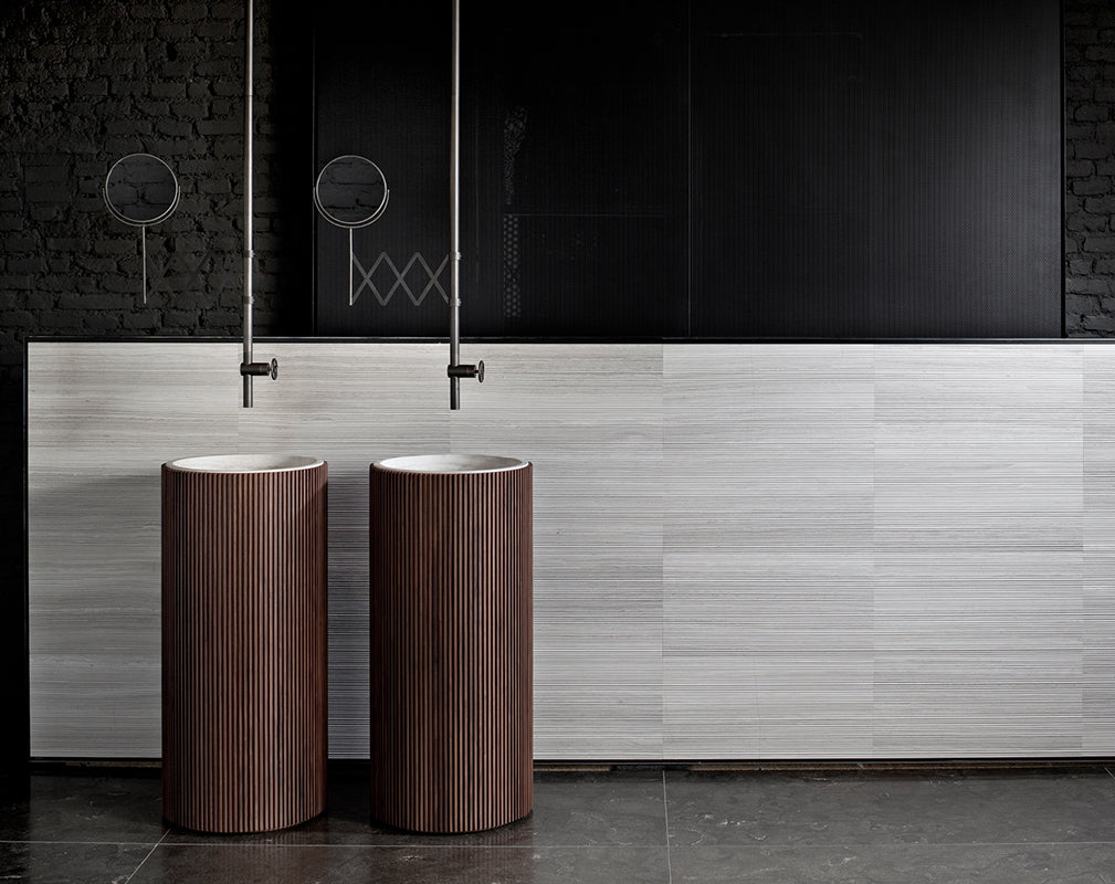 five of the best sinks adda freestanding cylinder by salvatori