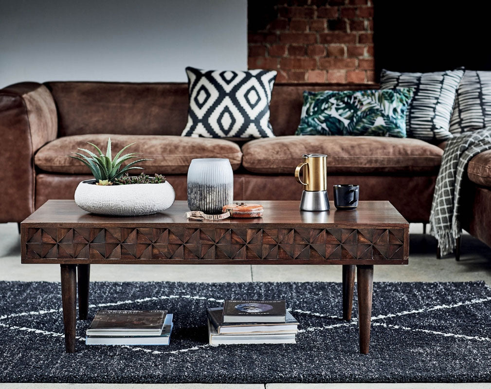 Barker & Stonehouse 'Wonder Years' Industrial Style Homewares Collection - sofa and coffee table