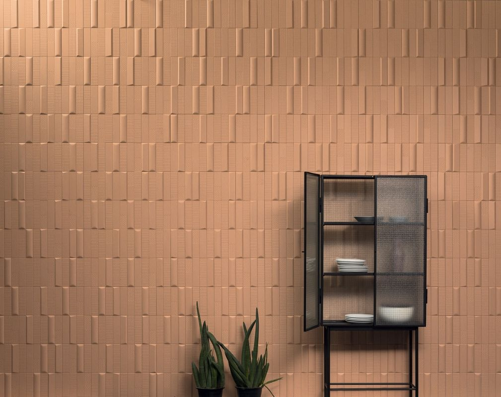 Biscuit tiles by Domus