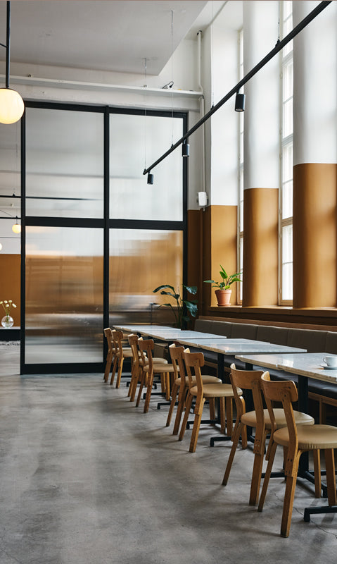 Bob-The-Robot-industrial-style-restaurant-concrete-floor-warehouse-home