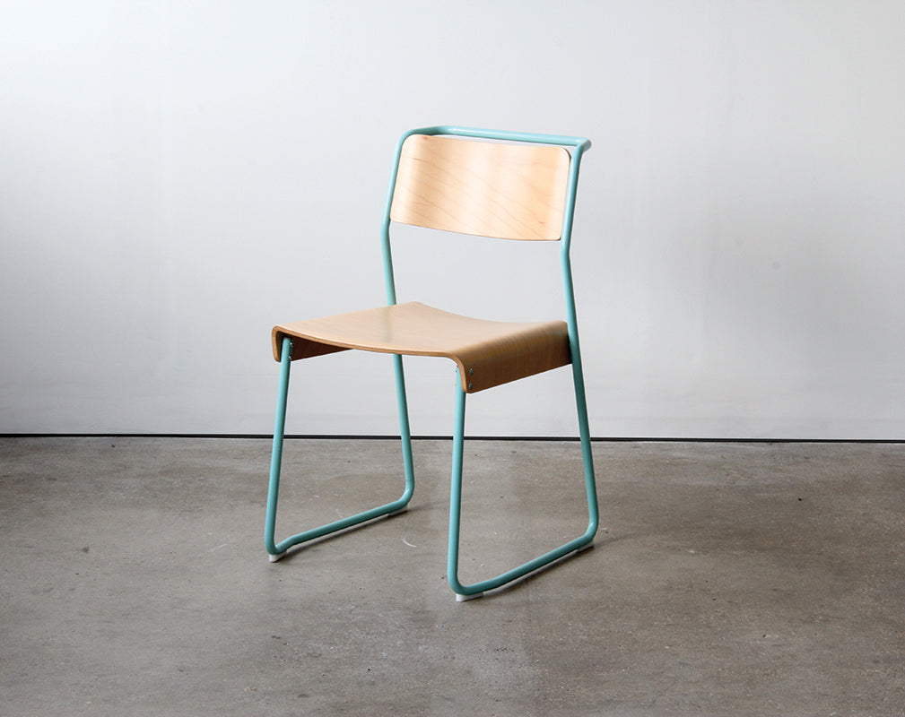 plywood chair by very good and proper