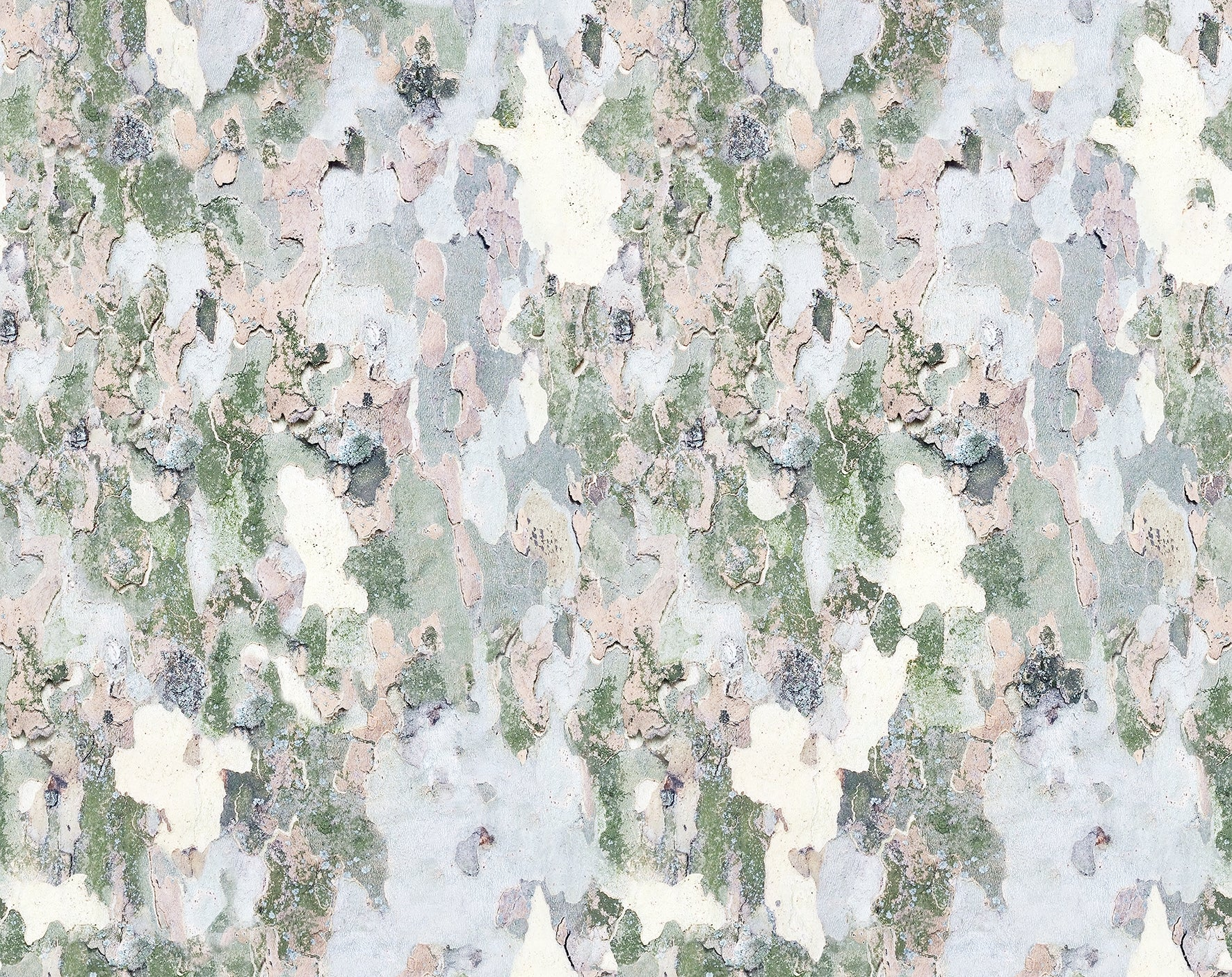 Ella Doran's Camouflage wallpaper design