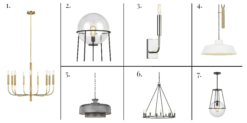 ED Ellen DeGeneres Lighting Collection for Generation Lighting