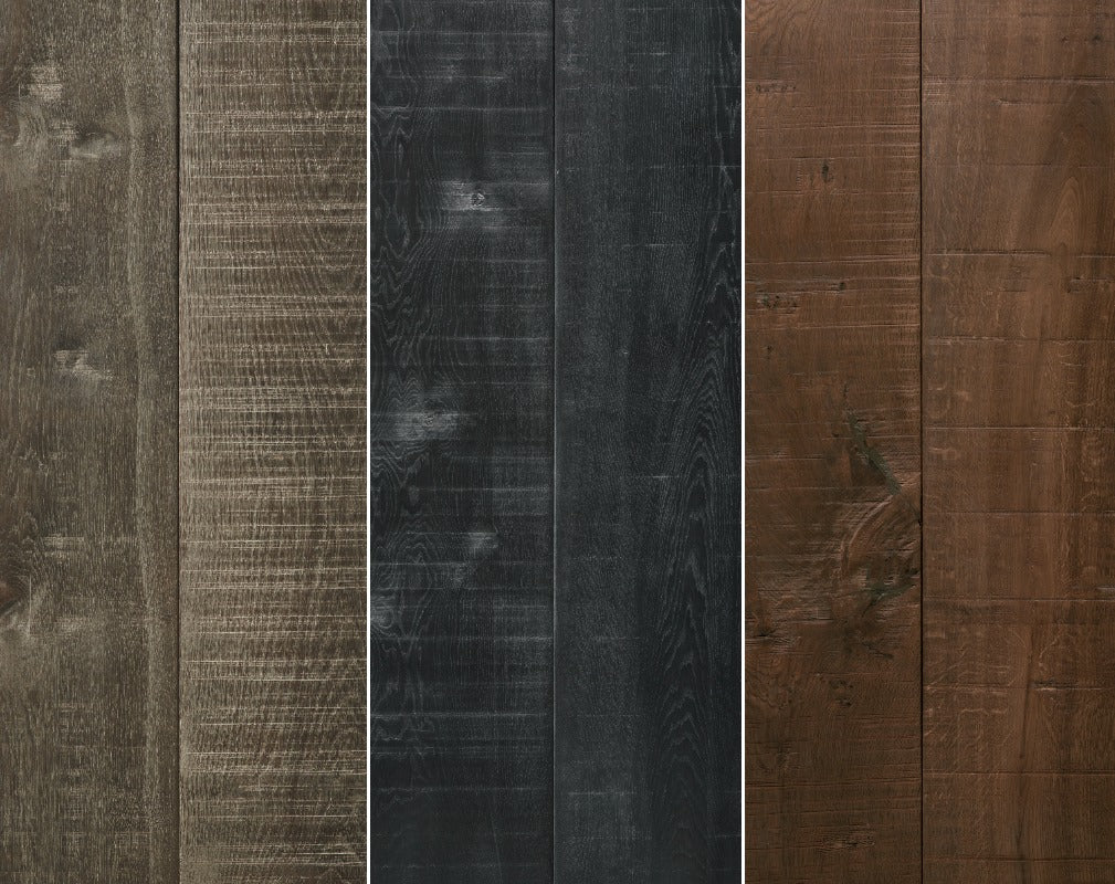 Havwoods Weathered Wood Rustic Surfaces - The Hand Grade Collection