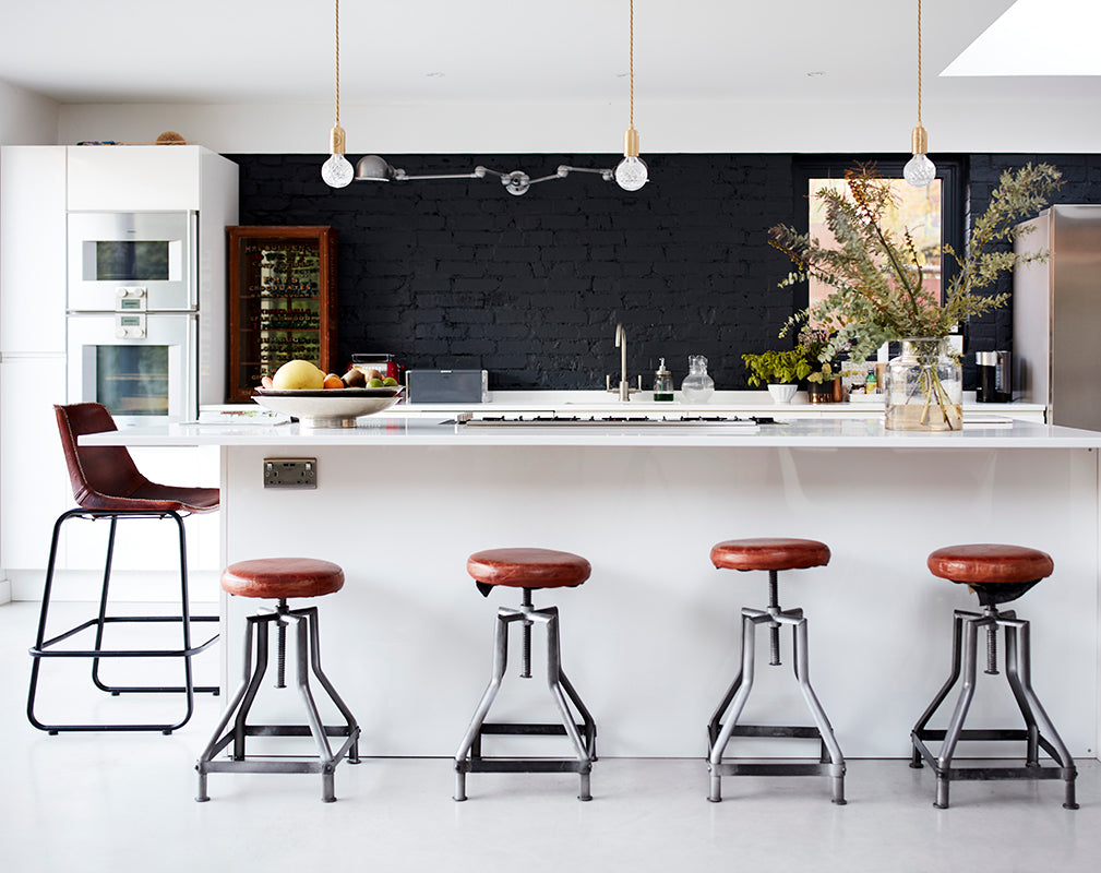 kitchen of lucy st george as featured in extraordinary interiors by rockett st george