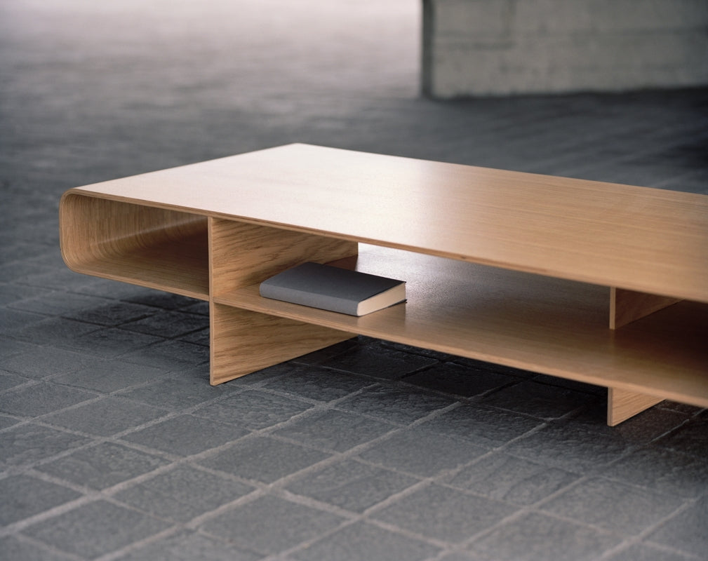 Isokon Plus Loop Coffee Table. Photograph by Rory Gardiner.