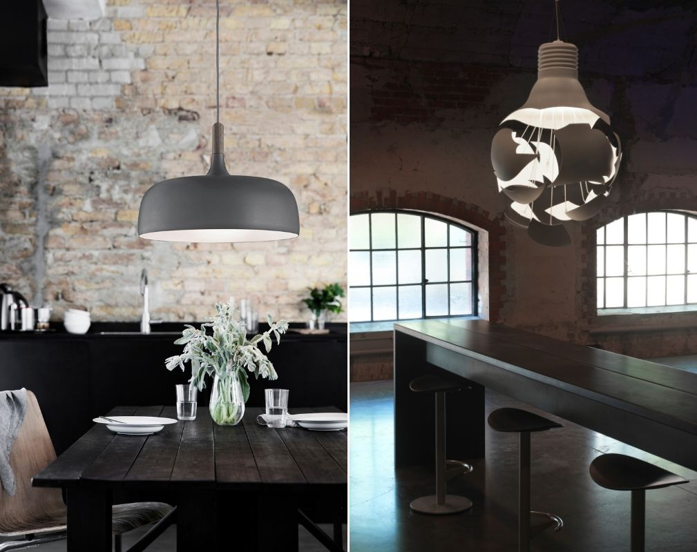 Lighting collection from Northern