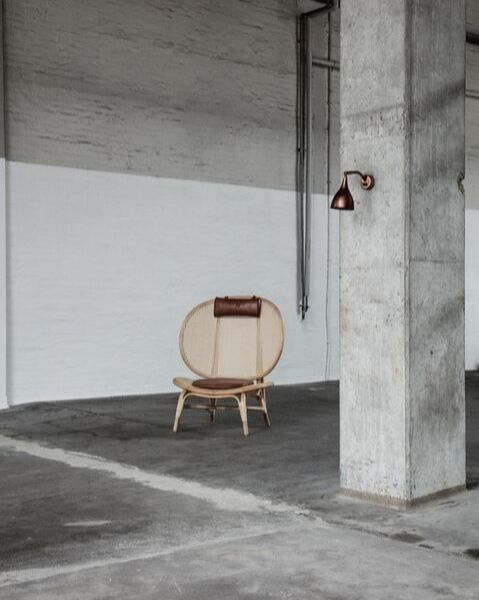 NORR11 is a Danish furniture brand that takes inspiration from nature and raw materials. They will be exhibiting at London Design Fair 2019.