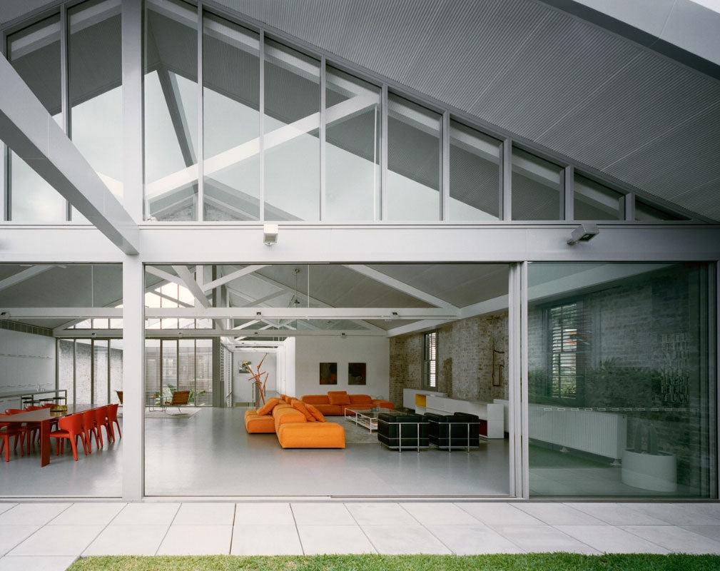 Redfern Warehouse Conversion Sydney by Ian Moore Architects