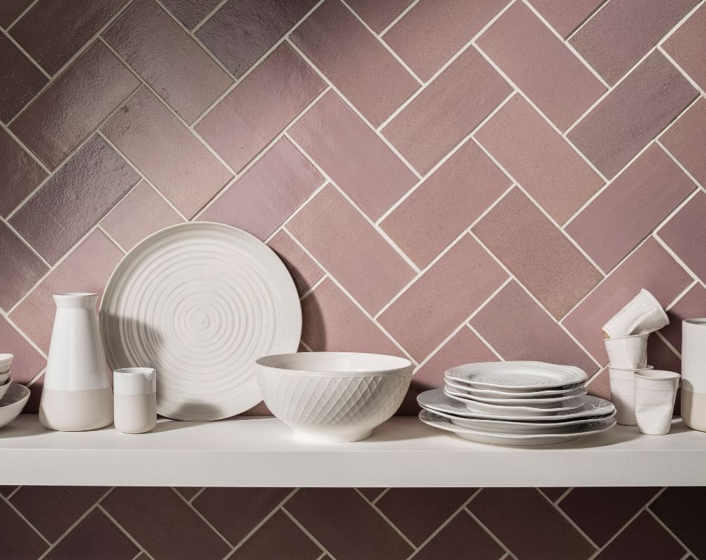 Sequel tile range by Alusid available from Parkside