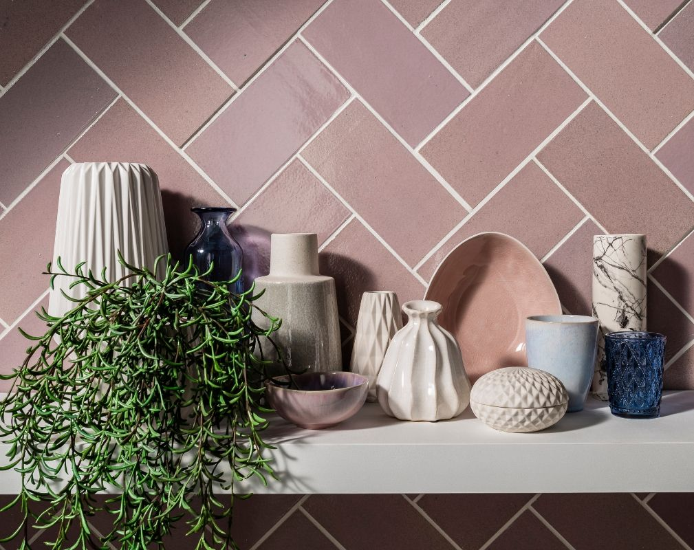 The Sequel tile range by Alusid for Parkside
