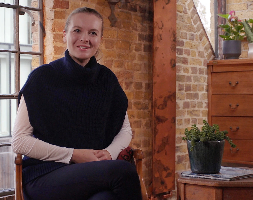 Sophie Bush, Founder of Warehouse Home Magazine, Interior Design Studio and Property Agency