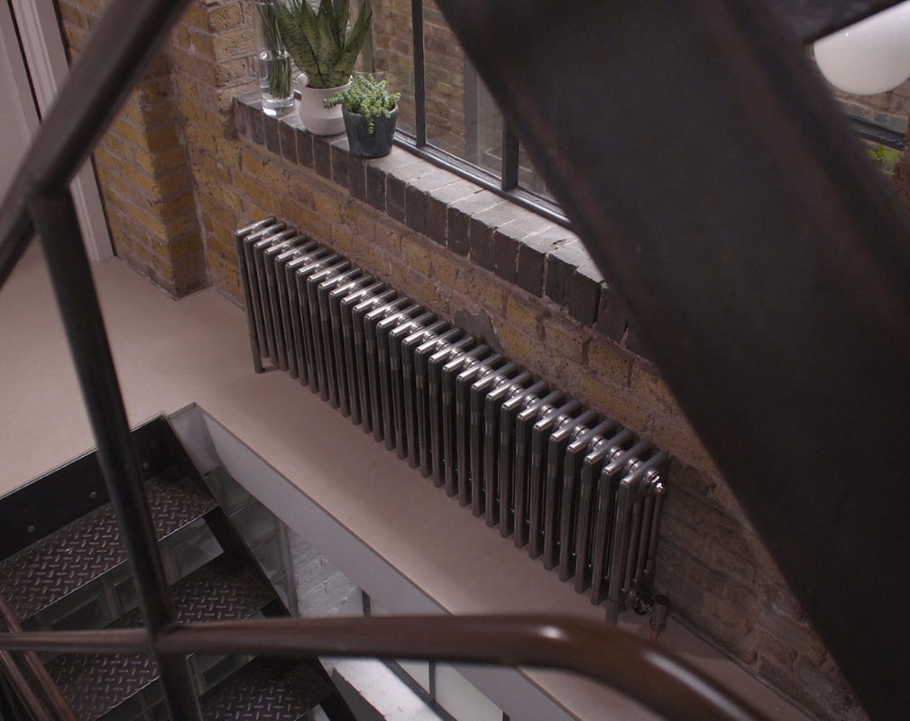 The Classic is an old-school style radiator from Bisque