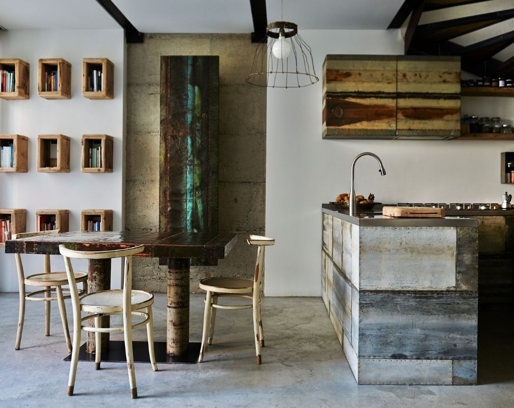 Wabi Sabi Home by Mark & Sally Bailey