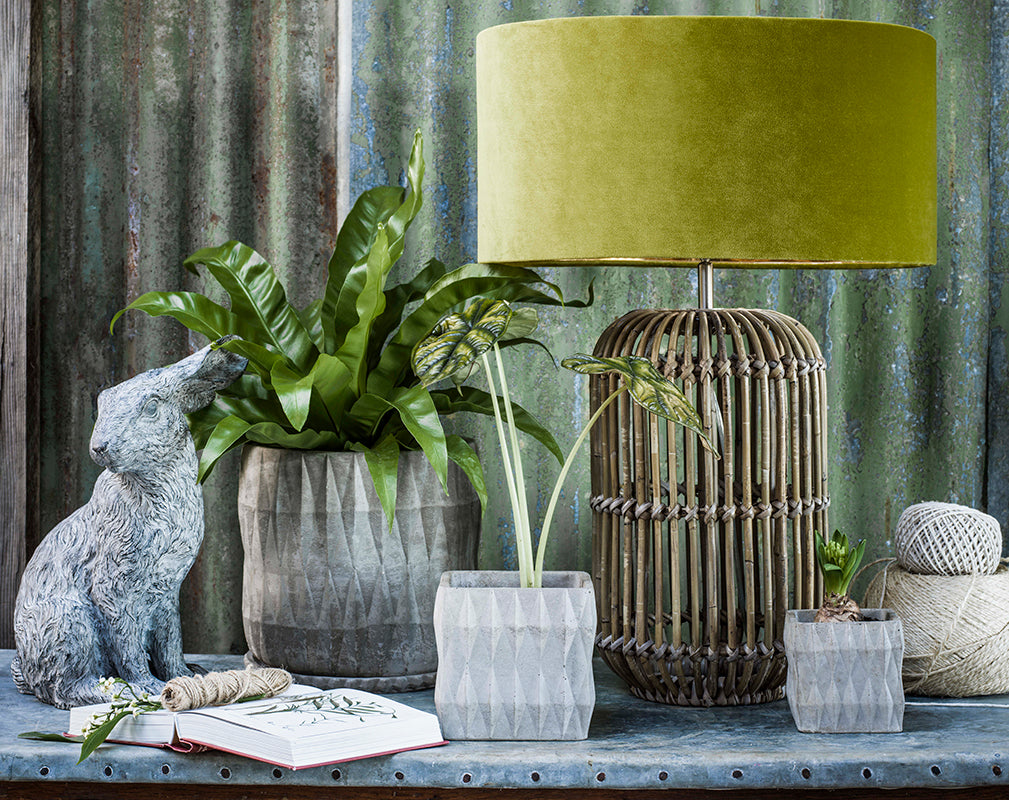 industrial inspiration from graham and green layered textures and materials