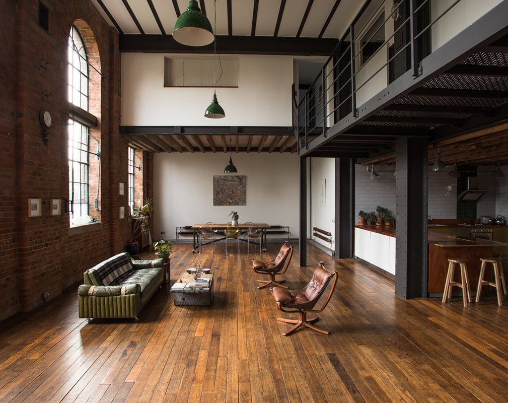 inside the spratts factory an east london warehouse conversion