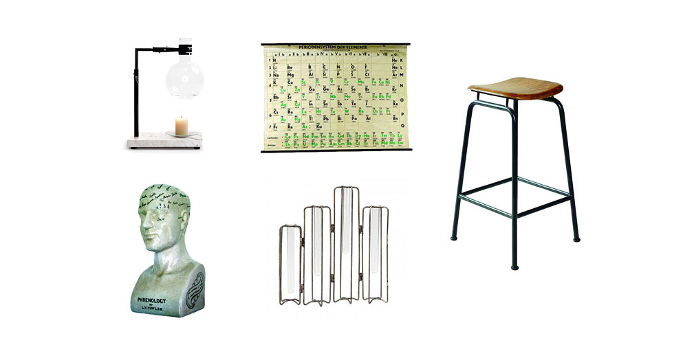 5 of the best vintage industrial and contemporary furniture and accessories