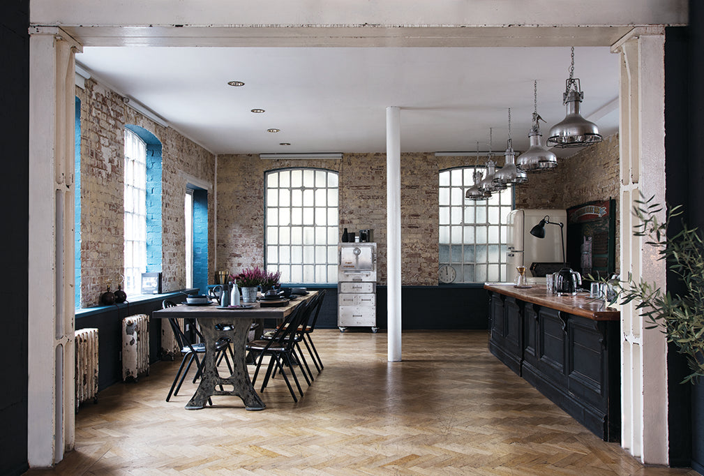 Warehouse Home Creates Exclusive Apartment For London