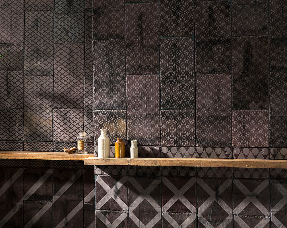 The Perivale Tile Collection by Daniel Heath.