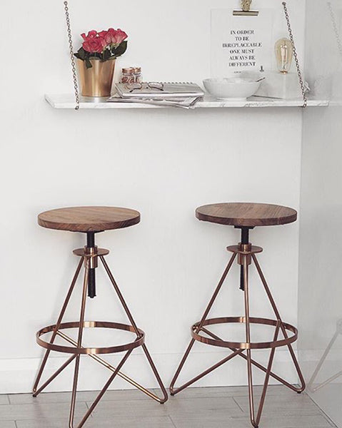 Five Hairpin Designs From Cult Furniture Warehouse Home