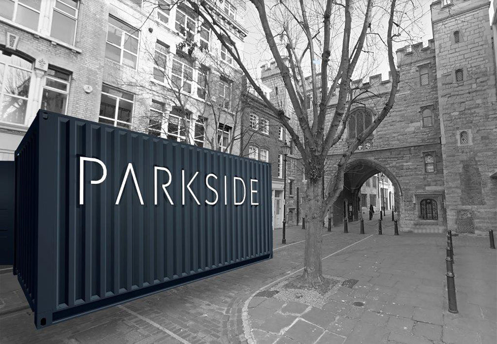 parkside pop up during clerkenwell design week 2018