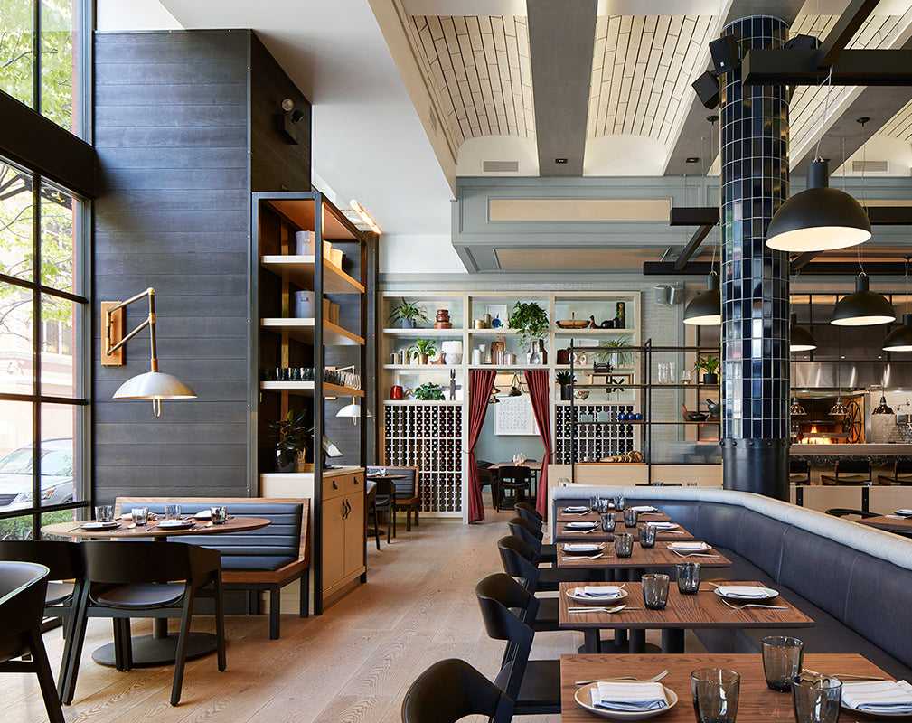 former paper factory in chicago is transformed into the proxi hotel photography by david burke