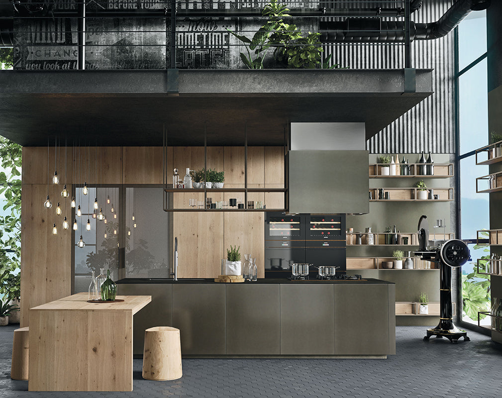 Phenomenal Show Cooking The Five Best Open And Closed Kitchens Download Free Architecture Designs Xaembritishbridgeorg