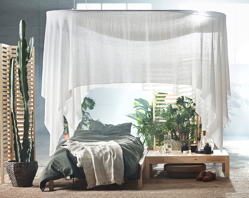The new HJÄRTELIG collection from IKEA takes inspiration from the rainforest