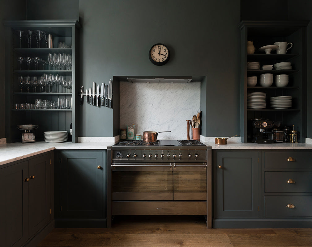 Olive Green Kitchen Trend – Warehouse Home