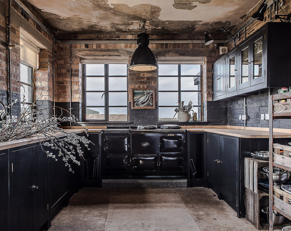 Tips For Styling A Modern Rustic Kitchen Warehouse Home