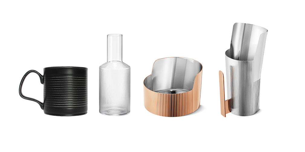 5 of the best corrugated metal vessels and metal canisters