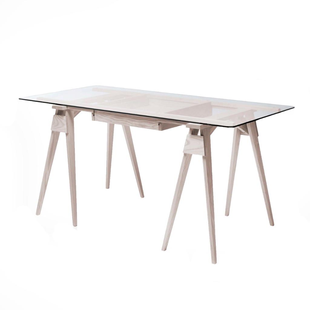 Arco Desk In Oak