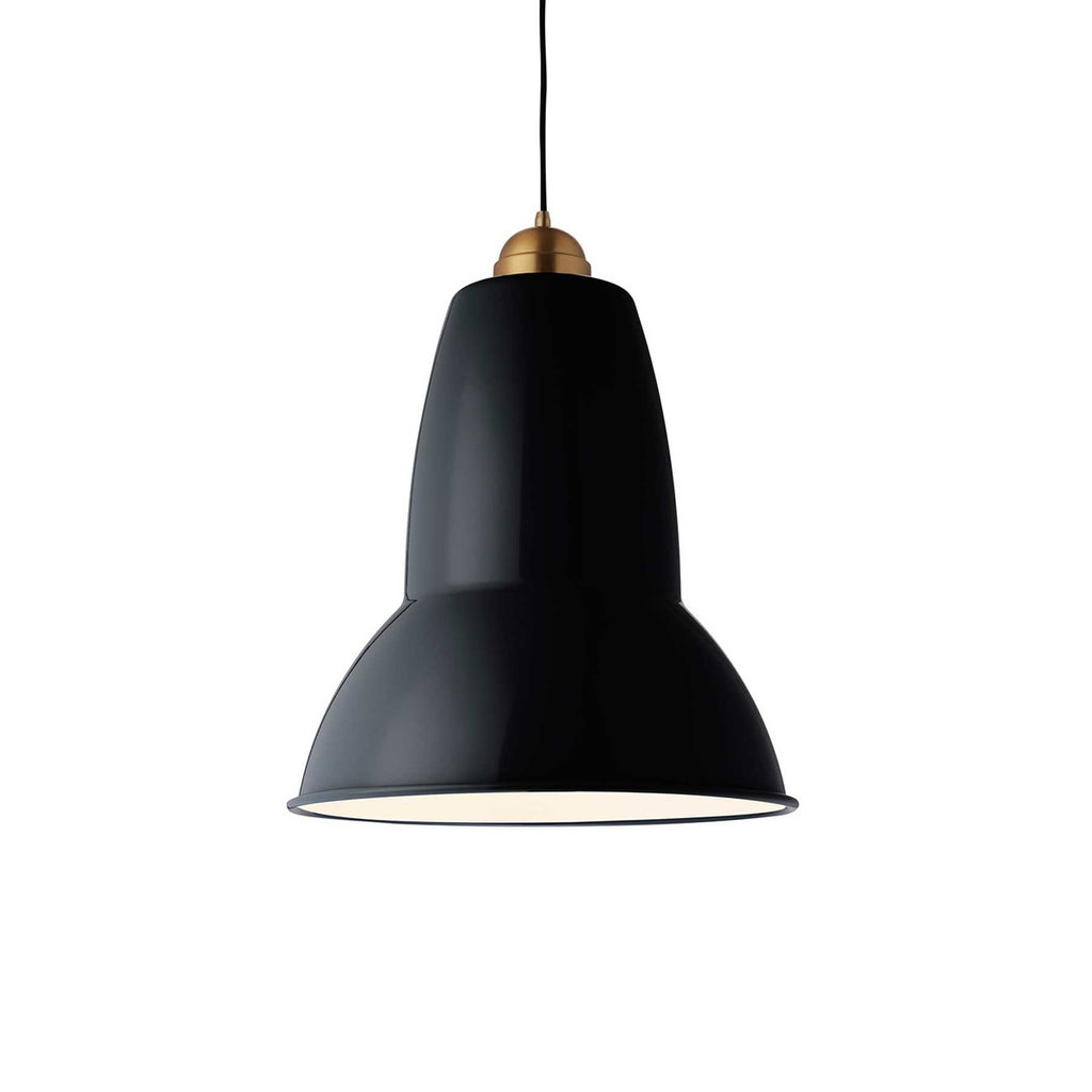 Giant 1227 Pendant In Deep Slate