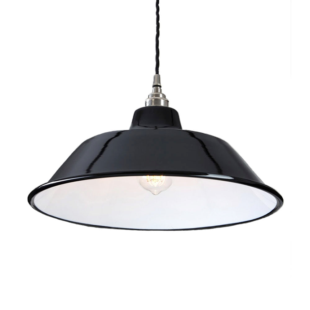 Harris Pendant In Black