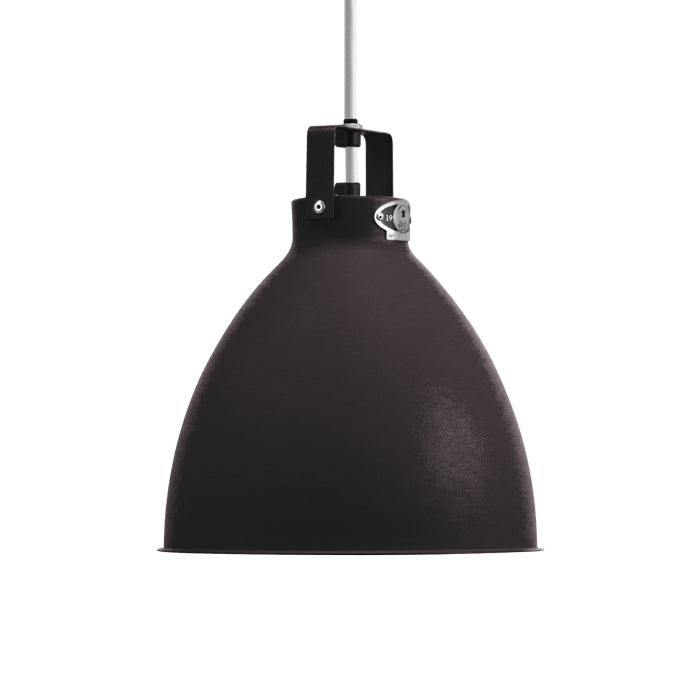 Augustin Medium Pendant In Black